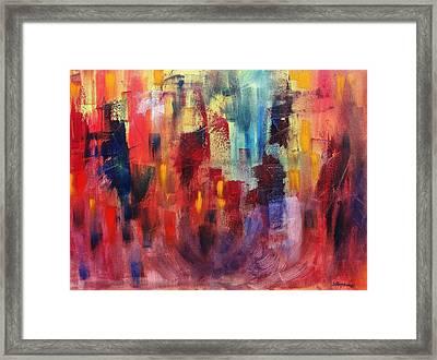 Untitled #4 Framed Print