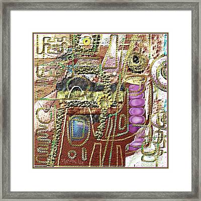 Untitled 421 Framed Print by Nedunseralathan R