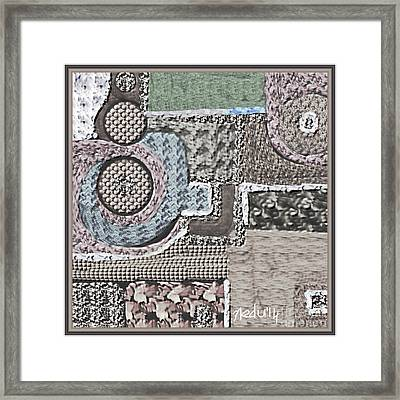 Untitled 439 Framed Print by Nedunseralathan R