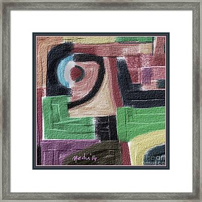 Untitled 449 Framed Print by Nedunseralathan R