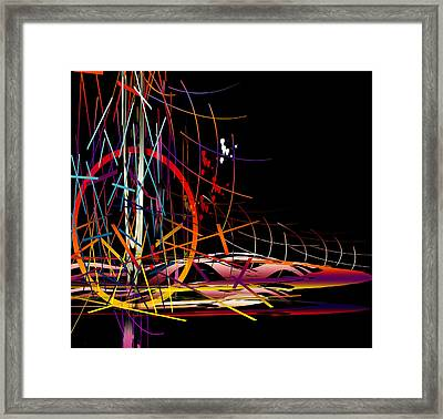 Untitled 58 Framed Print by Andrew Penman