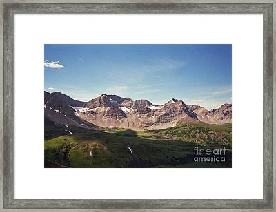 Untitled 6 Framed Print by Devin  Cogger