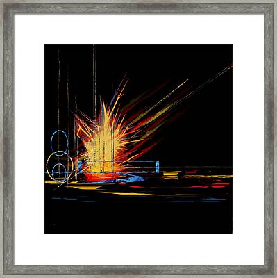Untitled 69 Framed Print by Andrew Penman