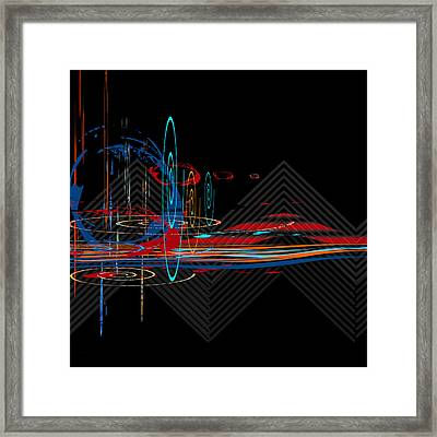 Untitled 76 Framed Print by Andrew Penman