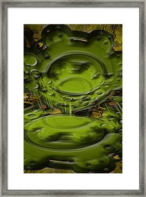 Untitled Framed Print by Andy Walsh
