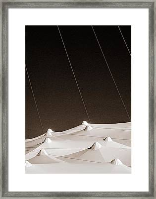 Framed Print featuring the photograph Untitled by Arkady Kunysz