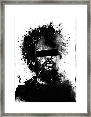 Untitled Framed Print by Balazs Solti