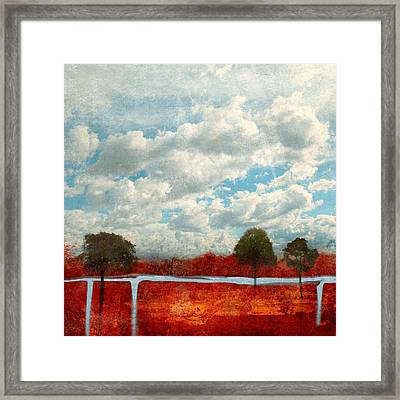 Untitled Framed Print by Brett Pfister