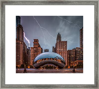 Untitled Framed Print by Cory Dewald