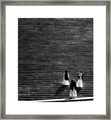Untitled Framed Print by Francesco Santini