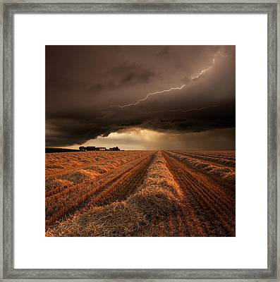 Untitled Framed Print by Franz Schumacher