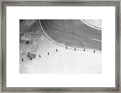 Untitled Framed Print by Gerd Schneider