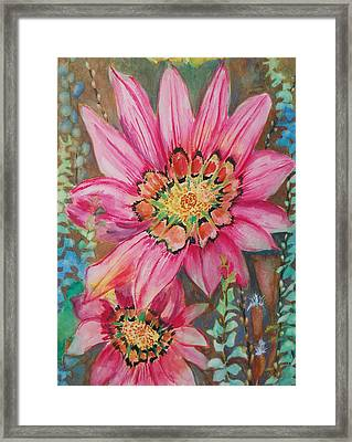 Untitled Framed Print by Henny Dagenais