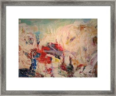 untitled II Framed Print by Fereshteh Stoecklein