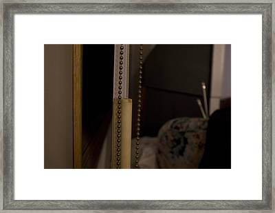 Untitled II Framed Print by Lisa Stout