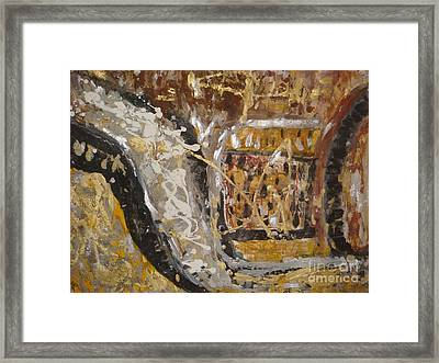 Untitled IIi Framed Print by Fereshteh Stoecklein
