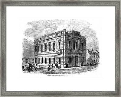 Untitled Framed Print by  Illustrated London News Ltd/Mar