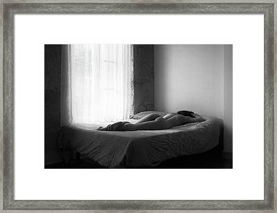 Untitled Framed Print by Jeremie Mazenq