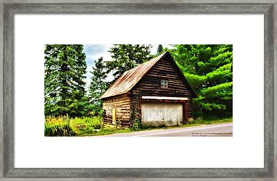 Untitled Framed Print by John Ressler