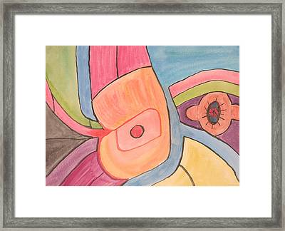 Untitled - Jose Rojas Framed Print