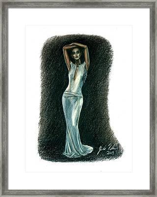 Untitled Framed Print by Julio Villamil