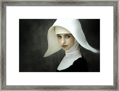 Untitled Framed Print by Kenp