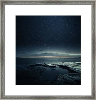 Untitled Framed Print by Mika Suutari