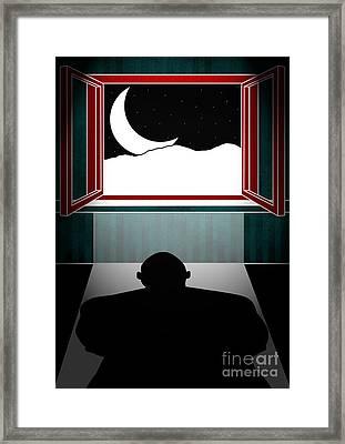 Untitled No.04 Framed Print by Caio Caldas