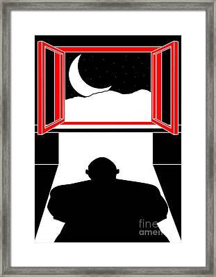 Untitled No.05 Framed Print by Caio Caldas
