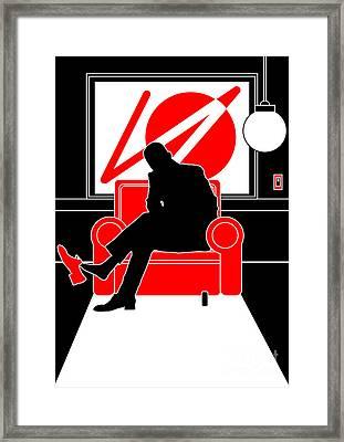 Untitled No.07 Framed Print by Caio Caldas