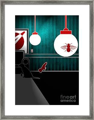 Untitled No.08 Framed Print by Caio Caldas