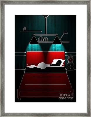 Untitled No.12 Framed Print by Caio Caldas