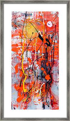 Untitled Number Thirteen  Framed Print