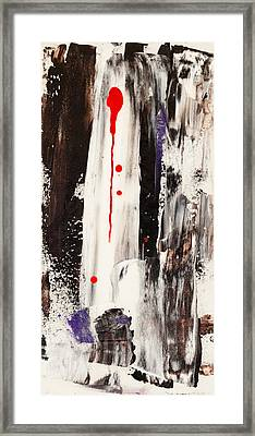 Untitled Number Twelve Framed Print