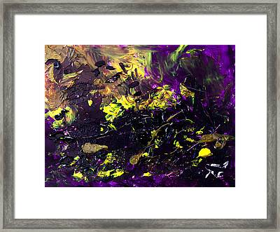 Untitled Number Twenty Four Framed Print