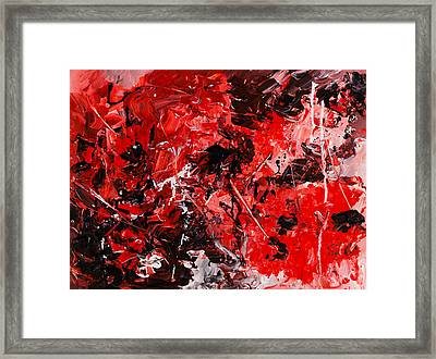 Untitled Number Twenty Six Framed Print