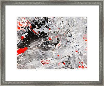 Untitled Number Twenty Two Framed Print