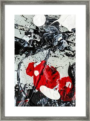Untitled Number Two  Framed Print