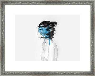Untitled Framed Print by Panda Gunda