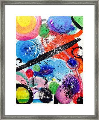 Untitled Framed Print by Shawnic Coles