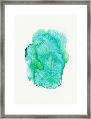 Untitled - #ss14dw001 Framed Print by Satomi Sugimoto