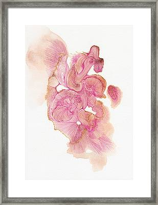 Untitled - #ss14dw002 Framed Print by Satomi Sugimoto
