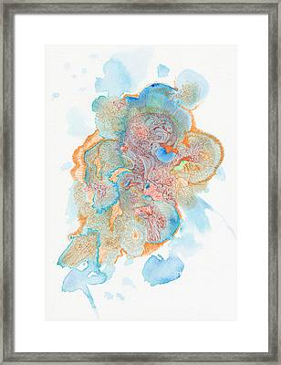 Untitled - #ss14dw004  Framed Print by Satomi Sugimoto