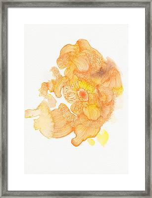 Untitled - #ss14dw008 Framed Print by Satomi Sugimoto