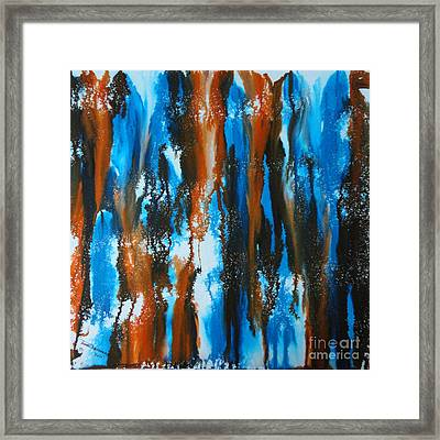 Untitled-24 Framed Print