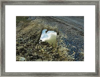 Untitled Framed Print by Terry Deroche