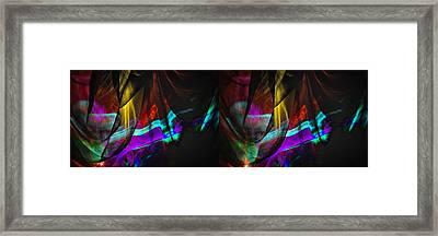 Untitled Title Framed Print by Dennis James