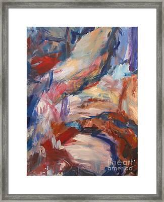 Untitled V Framed Print by Fereshteh Stoecklein