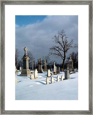 Untouched  Framed Print by Gothicrow Images