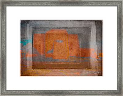 Unttled Xxiv Framed Print